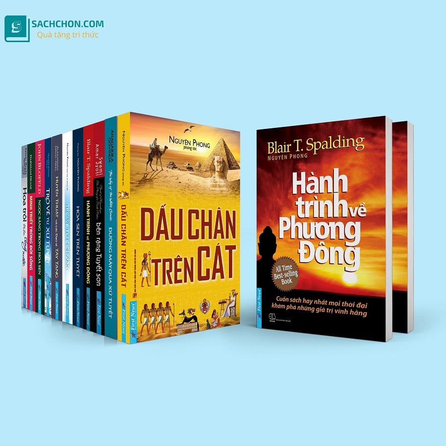 Trọn bộ 11 quyển sách minh triết của dịch giả Nguyên Phong đầy đủ nhất