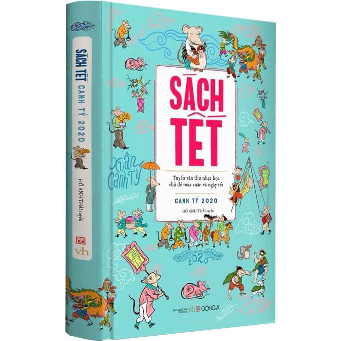 Sách Tết Canh Tý 2020