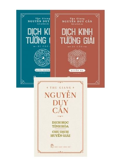 Dịch kinh luận giải (bộ 3 quyển)