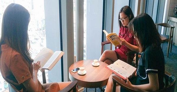 Nhân viên 1 quý đọc hết 3 cuốn sách, được thưởng 1 triệu đồng