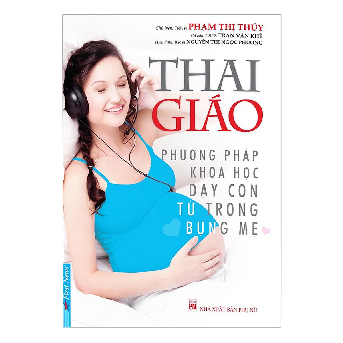 Thai giáo – Phương pháp khoa học dạy con trong bụng mẹ