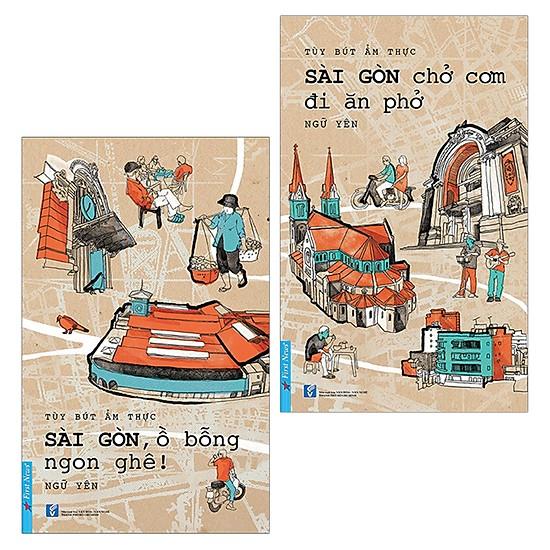 Combo Sài Gòn chở cơm đi ăn phở - Sài Gòn, ồ bỗng ngon ghê