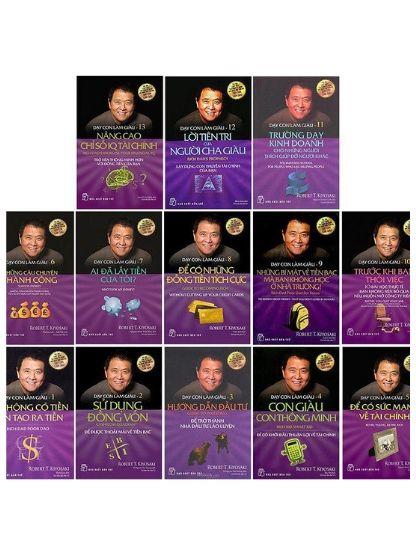 Dạy con làm giàu – trọn bộ 13 tập