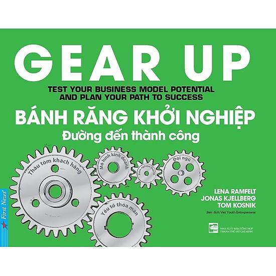 Gear Up – Bánh răng khởi nghiệp, đường đến thành công