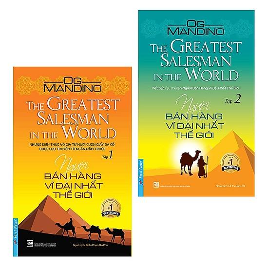Người bán hàng vĩ đại nhất thế giới (Bộ 2 tập)