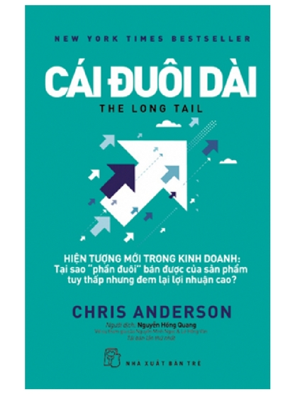 Cái đuôi dài – Chris Anderson