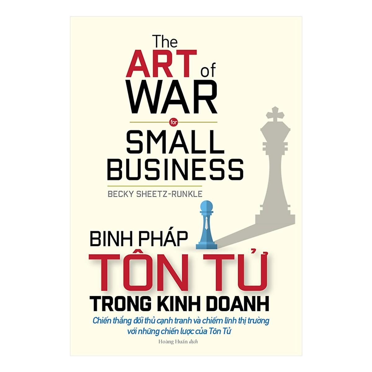 Binh pháp Tôn Tử trong kinh doanh