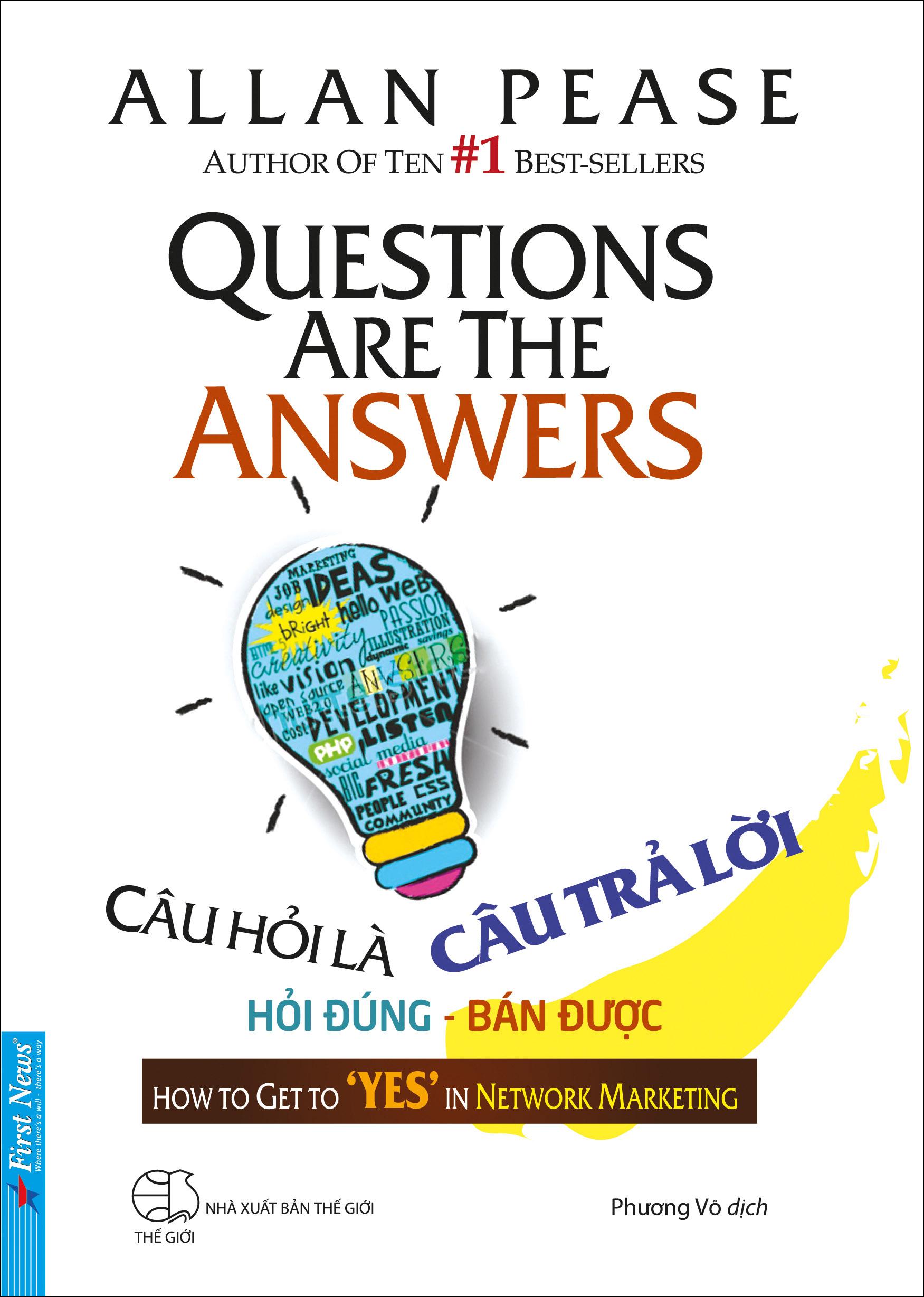 Câu hỏi là câu trả lời
