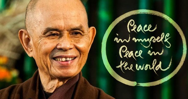 Thiền sư Thích Nhất Hạnh và những lời khuyên nuôi dưỡng hạnh phúc