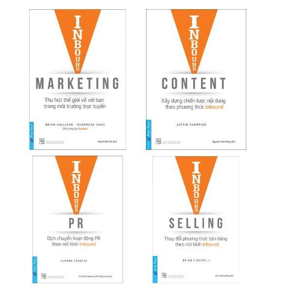 Trọn bộ sách inbound THỰC CHIẾN cho doanh nghiệp