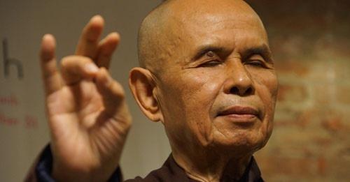 Pho tư liệu quý về lịch sử Phật giáo của Thiền sư Thích Nhất Hạnh