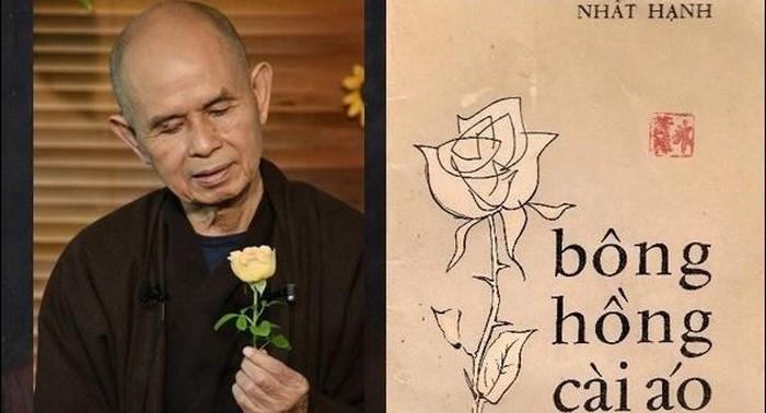 'Bông hồng cài áo' của Thiền sư Thích Nhất Hạnh