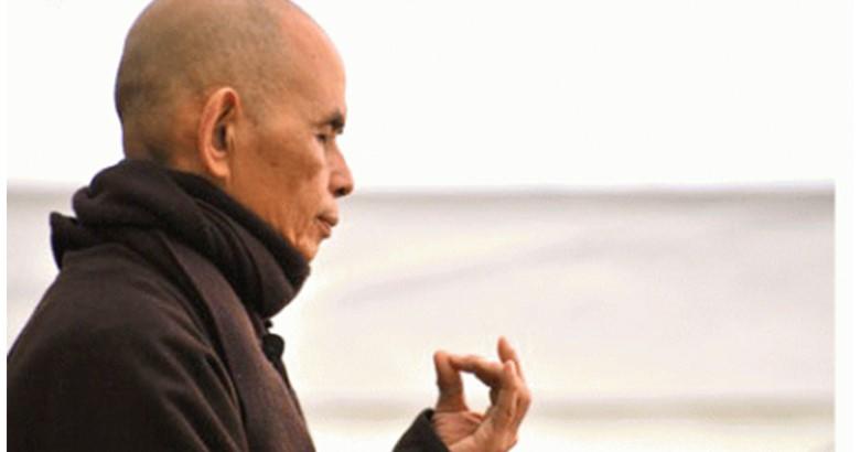 Thiền sư Thích Nhất Hạnh và lời khuyên về cách điều phục cảm xúc