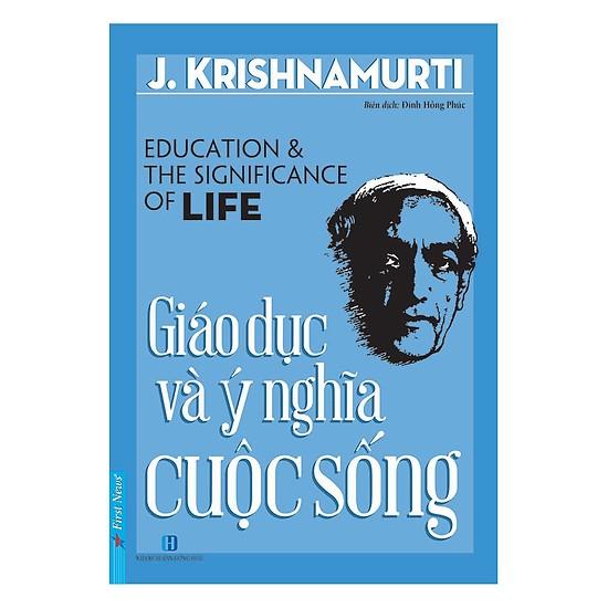 Giáo dục và ý nghĩa cuộc sống