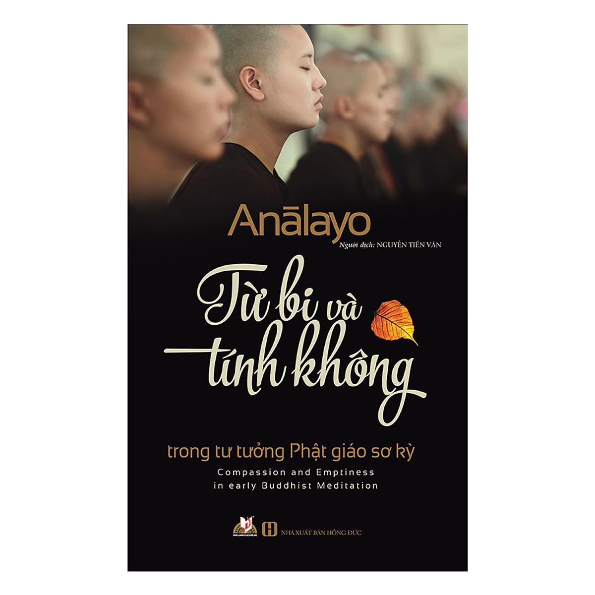 Từ Bi Và Tính Không Trong Tư Tưởng Phật Giáo Sơ Kỳ