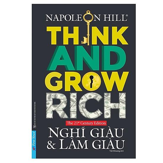 Think and Grow Rich - Nghĩ giàu và làm giàu (Bìa mềm)