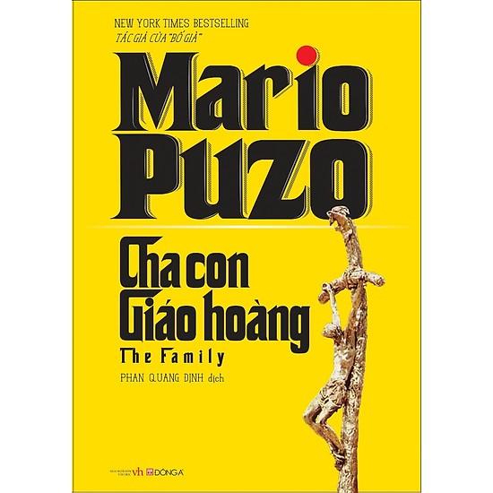 Cha Con Giáo Hoàng - Mario Puzo