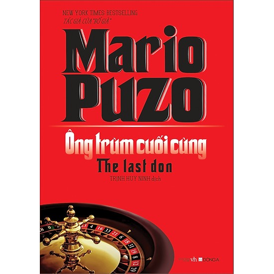 Ông Trùm Cuối Cùng - Mario Puzo