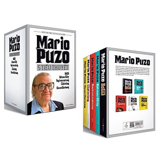 Trọn bộ 5 Tác Phẩm Kinh Điển Của Mario Puzo