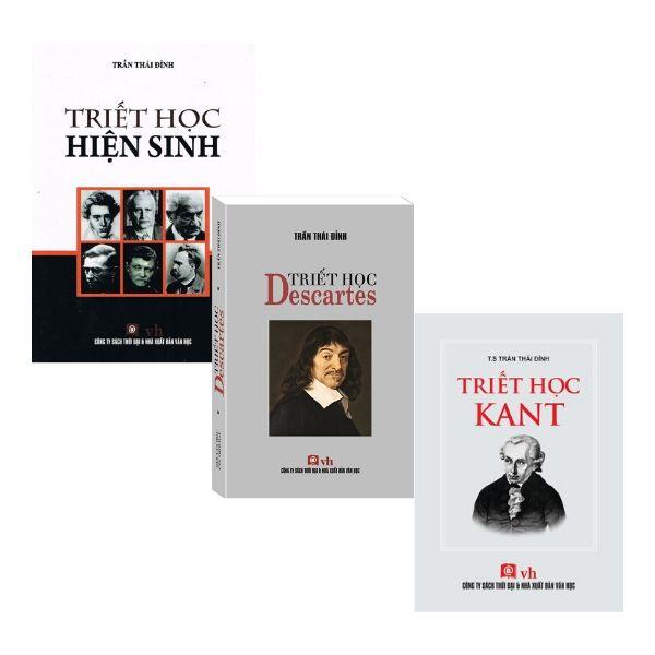 Bộ triết học Kant - triết học hiện sinh - Triết học Descartes