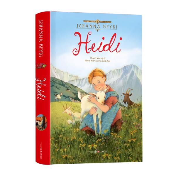 Heidi - tác phẩm kinh điển dành cho thiếu nhi