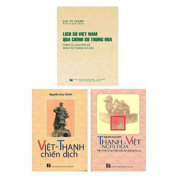 3 quyển sách hiểu thêm về lịch sử Việt Nam