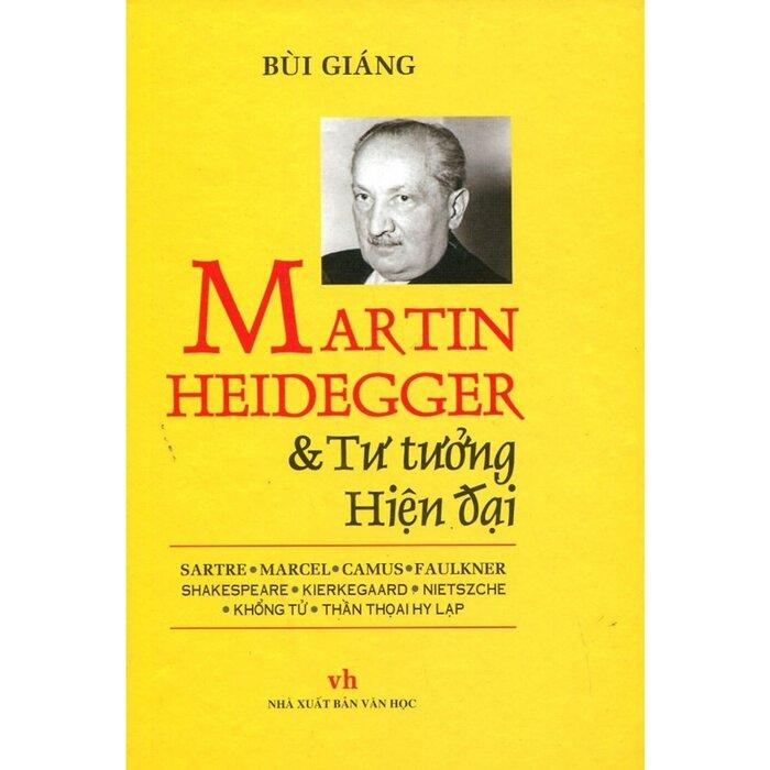 Martin Hedegger và tư tưởng hiện đại