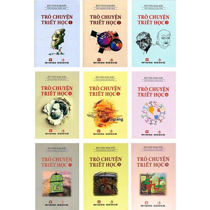 Trò chuyện triết học (bộ 9 tập)