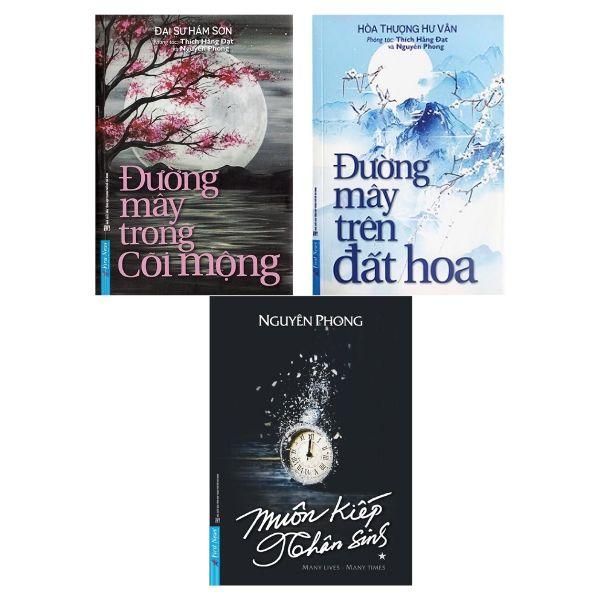 3 quyển sách mới nhất của Nguyên Phong