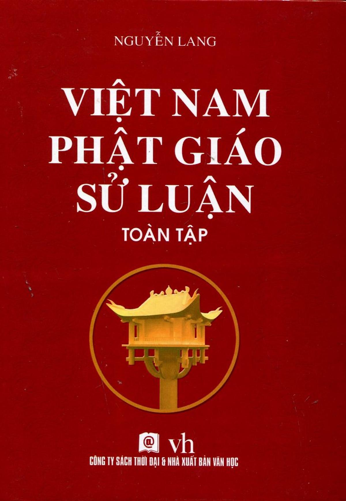 Việt Nam Phật giáo sử luận - bản in 2014
