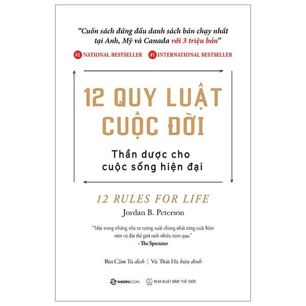 12 quy luật cuộc đời