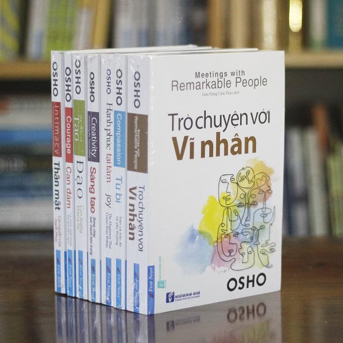 Trọn bộ sách Osho (8 quyển)