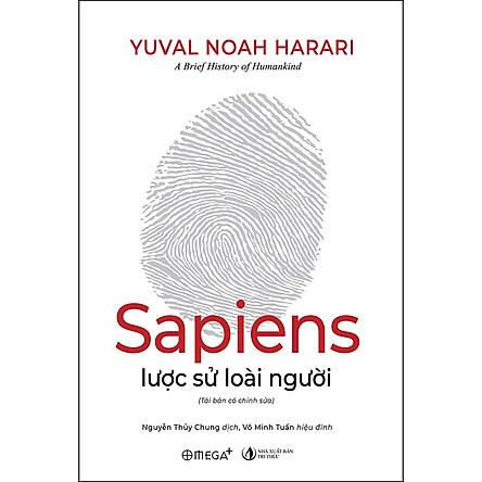 Sapiens: Lược Sử Loài Người (Bìa cứng)