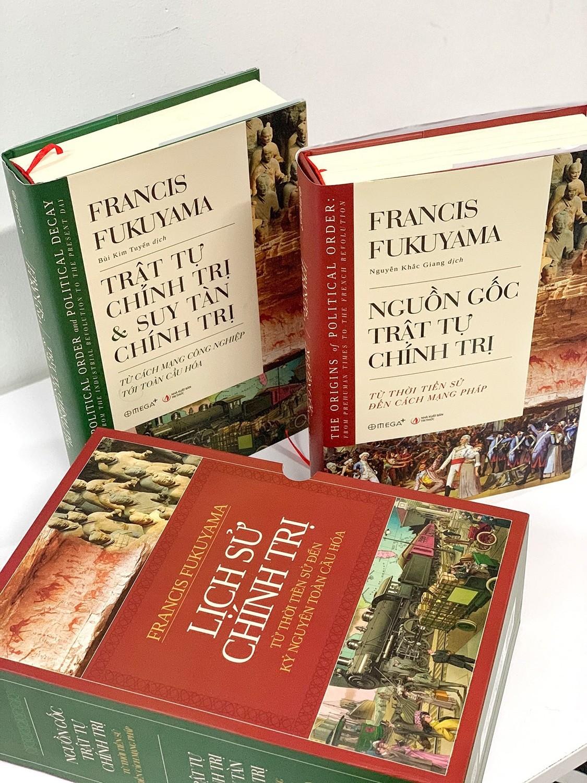 Lịch sử chính trị (bộ 2 tập)
