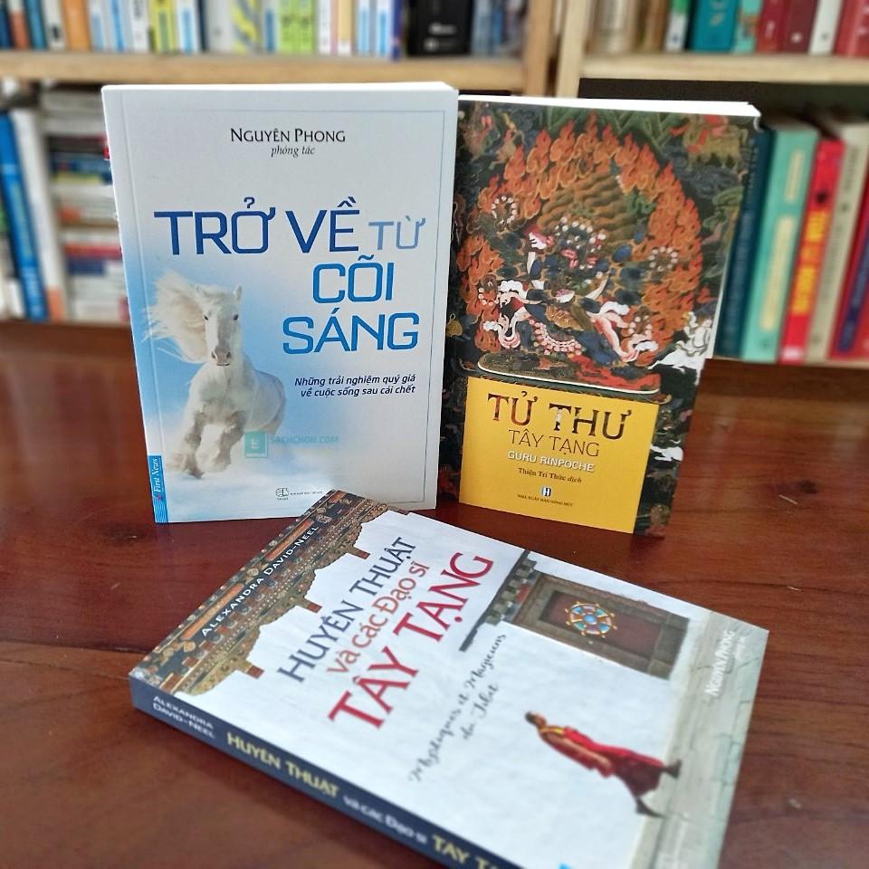 3 quyển sách khám phá bên kia cửa tử