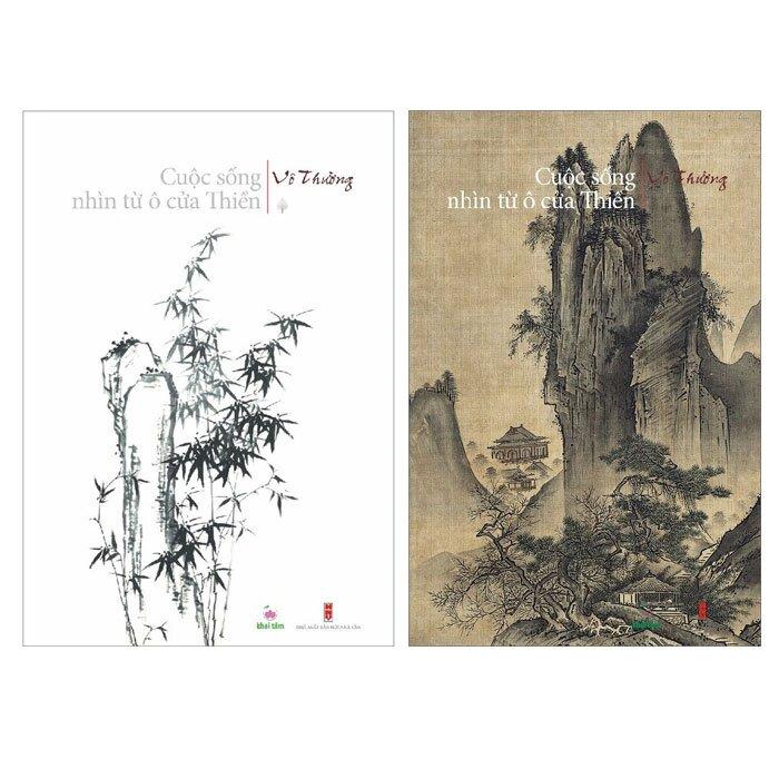 Cuộc Sống Nhìn Từ Ô Cửa Thiền (Bộ 2 tập)