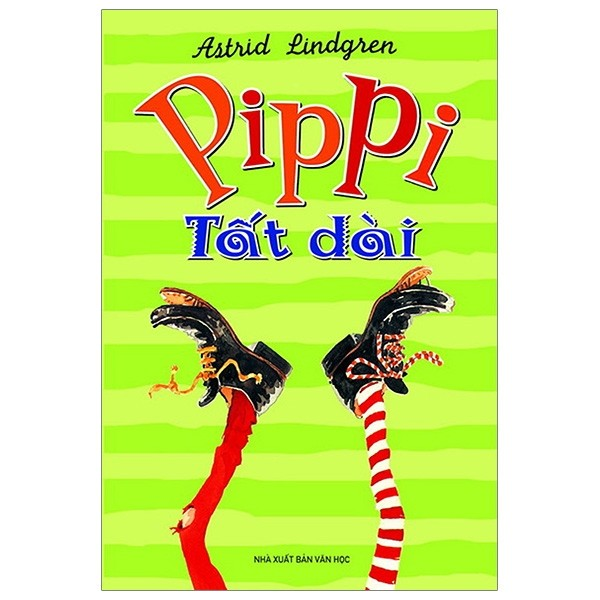 Pippi tất dài (Tái Bản)