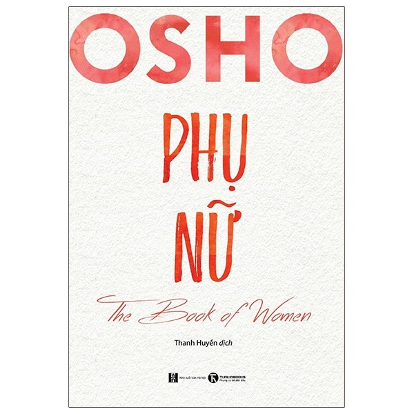 Osho Phụ nữ – The Book of Women