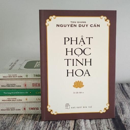 Phật Học Tinh Hoa (Bìa mềm)